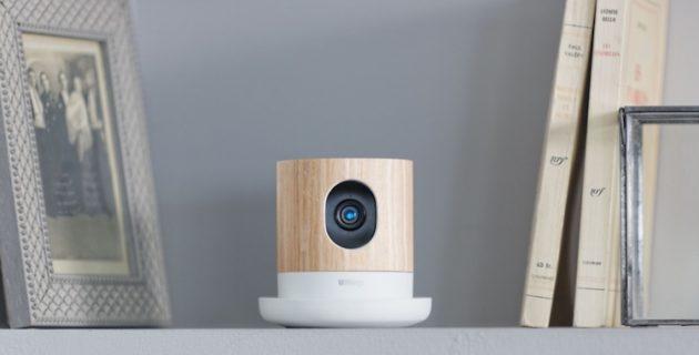 caméra connectée Netatmo