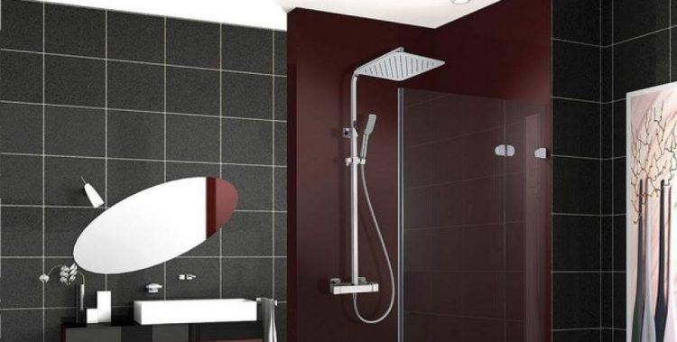 matériaux choisir pour ma colonne de douche
